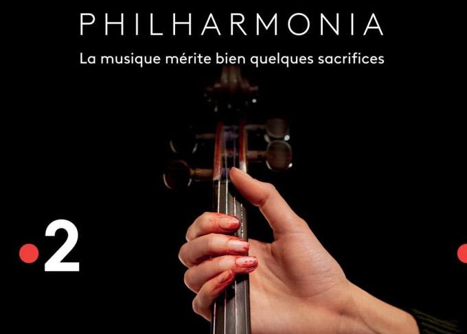 PHILHARMONIA : LA NOUVELLE SÉRIE FRANCE 2