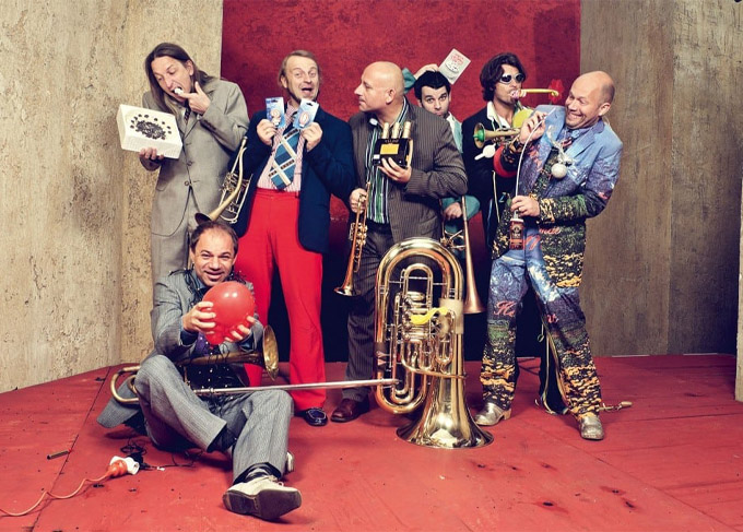 """MNOZIL BRASS – """"YES YES YES"""""""