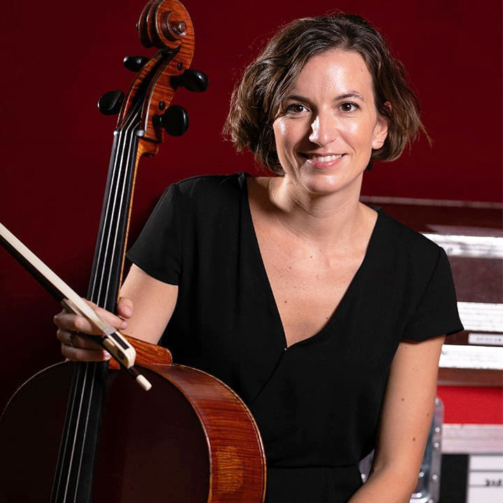 Barbara Violoncelliste